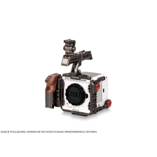 Tilta (TA-T08-C) Camera Cage for RED KOMODO - Kit C - Tactical Gray
