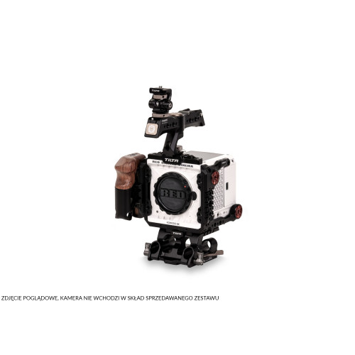 Tilta (TA-T08-D-B) Camera Cage for RED KOMODO - Kit D - Black