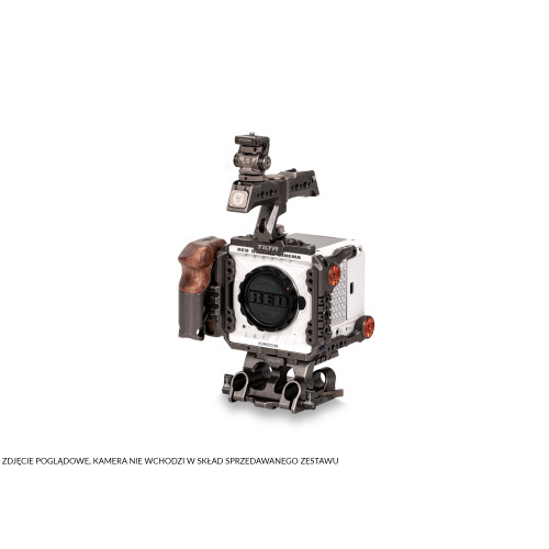Tilta Camera Cage for RED KOMODO - Kit D - Tactical Gray (TA-T08-D)