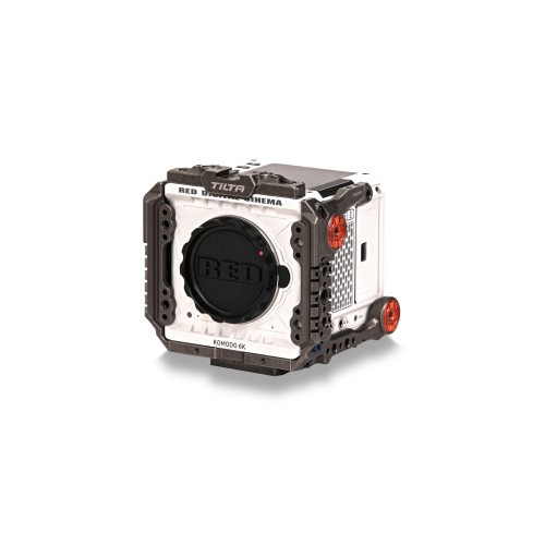 Tilta Full Camera Cage for RED KOMODO - Tactical Gray (TA-T08-FCC)