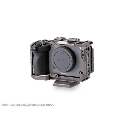 Tilta (TA-T13-FCC) Full Camera Cage for Sony FX3 - Tactical Gray