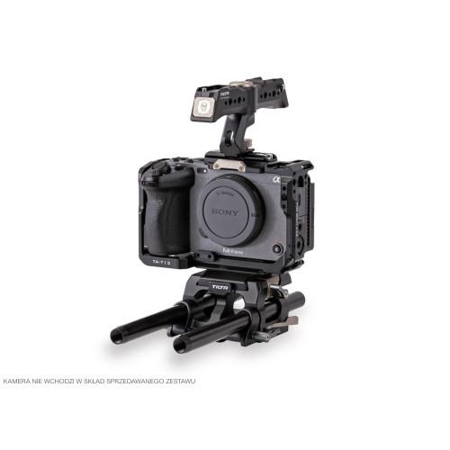 Tilta (TA-T13-A-B) Tiltaing Sony FX3 Basic Kit - Black