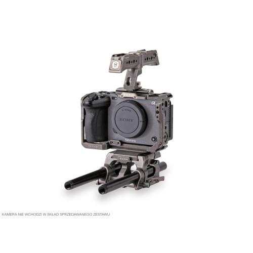 Tilta (TA-T13-A) Tiltaing Sony FX3 Basic Kit - Tactical Gray