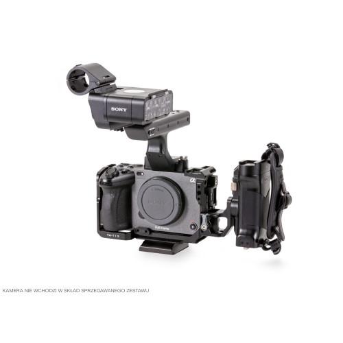 Tilta (TA-T13-B-B) Tiltaing Sony FX3 Lightweight Kit - Black