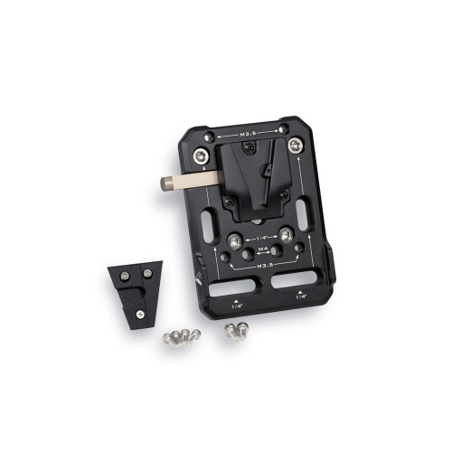Tilta (TA-MBP-V) Tiltaing Mini V-Mount Battery Mounting Plate