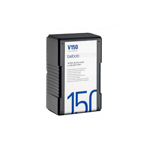 Bebob V-Mount battery V150 14.4V / 10,2Ah