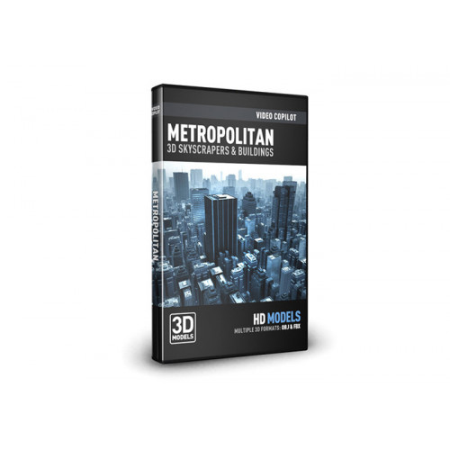 Video Copilot Metropolitan Pack