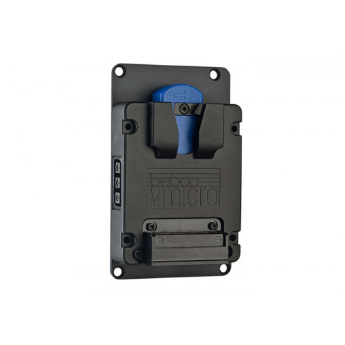 Bebob Vmicro Battery Plate do TVLogic 058W
