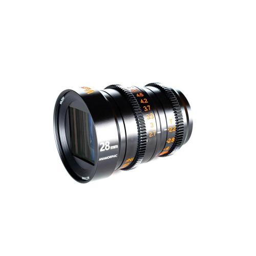Vazen VZ Lens 28mm t / 2.2 1.8X Anamorphic lens