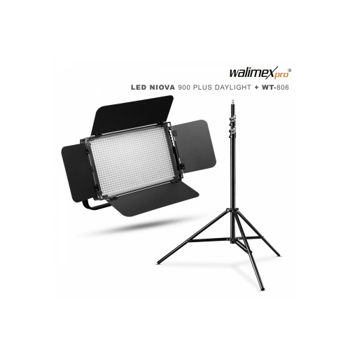Walimex pro LED Niova 900 Plus Daylight + WT-806