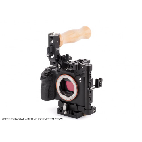 Wooden Camera (243600) Unified DSLR Cage (Small)