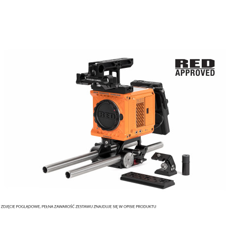 Wooden Camera (280900) RED Komodo Accessory Kit (Pro, V-Mount)