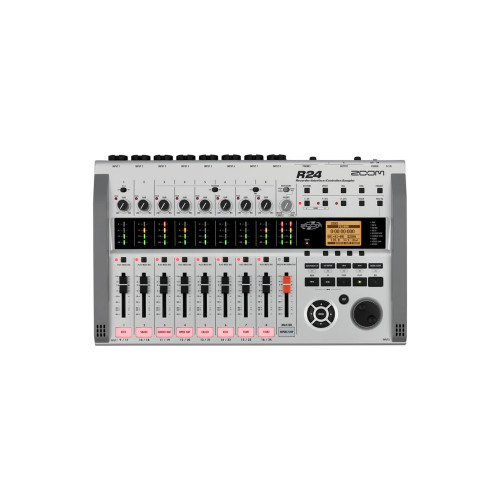Zoom R24 Recorder Interface Controller Sampler