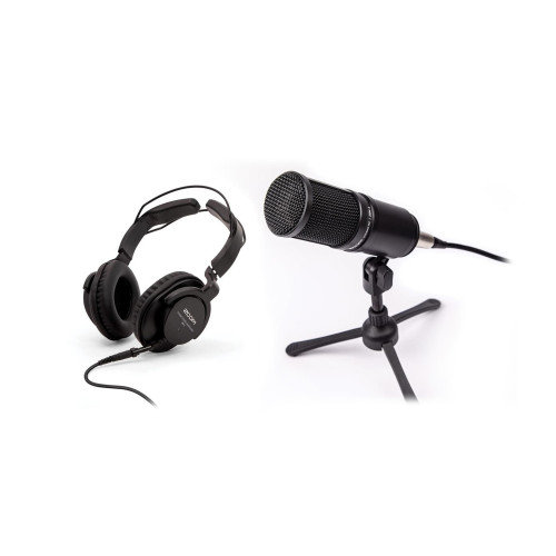 Zoom ZDM-1PMP Podcast Mic Pack