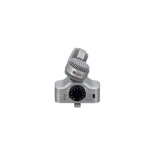 Zoom iQ7 MS Stereo Microphone for iPhone, iPod Touch and iPad