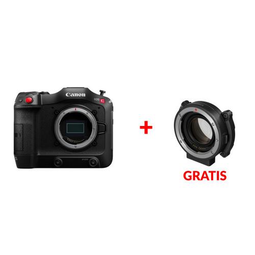Canon EOS C70  - Adapter EF-EOS R 0.71x za 1 zł