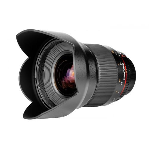 Samyang VDSLR II 16mm T2.2 Micro 4/3 (MFT)