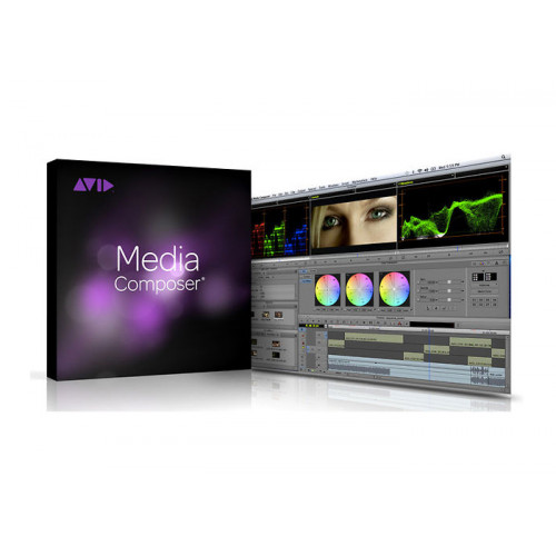 Avid Media Composer Perpetual License (ESD)