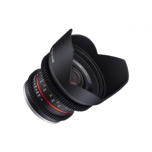 Samyang 12mm f2.0 CSC Micro 4/3 (MFT) czarny