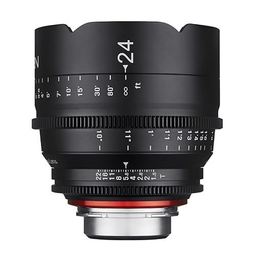 Samyang Xeen 24mm T1,5 Micro 4/3 (MFT)