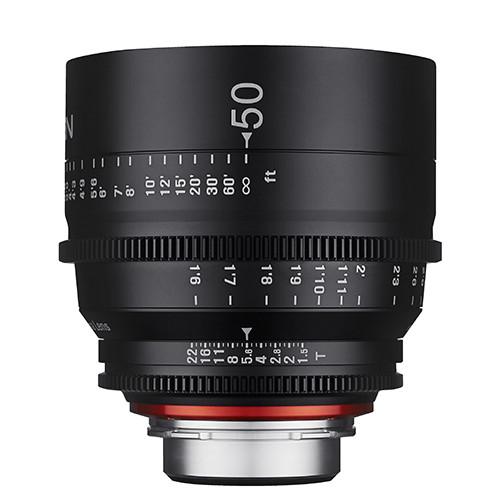 Samyang Xeen 50mm T1,5 Micro 4/3 (MFT)