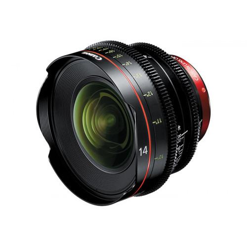 Canon Cine CN-E 14mm T3.1 L F