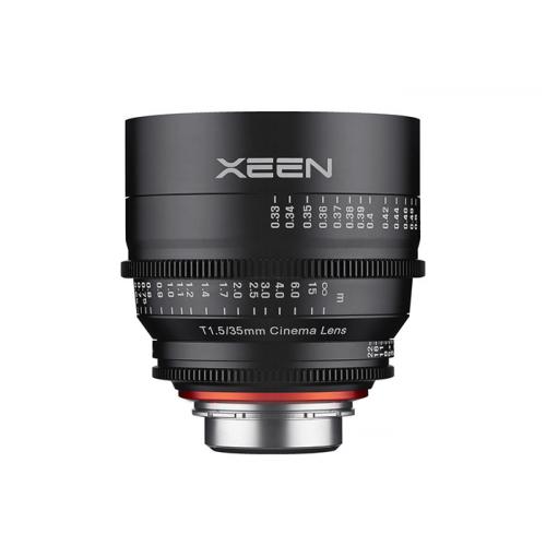 Samyang Xeen 35mm T1,5 Micro 4/3 (MFT)