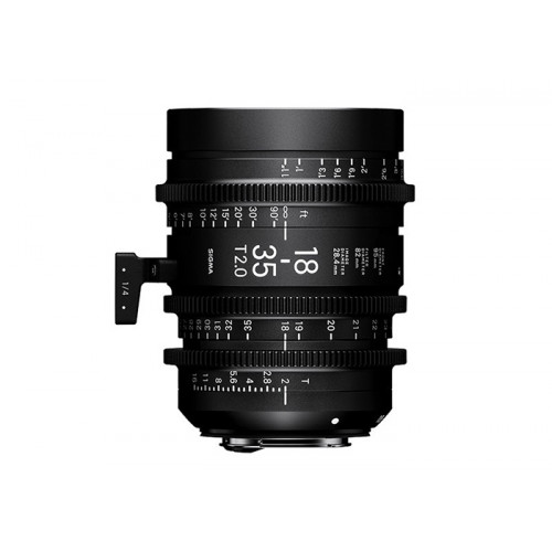 Sigma High Speed Zoom Line 18-35mm T2 EF-Mount