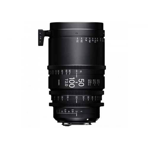 Sigma High Speed Zoom 50-100mm T2 EF-Mount