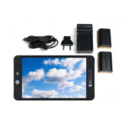 SmallHD 701 Lite On-Camera Monitor + LP-E6 Battery