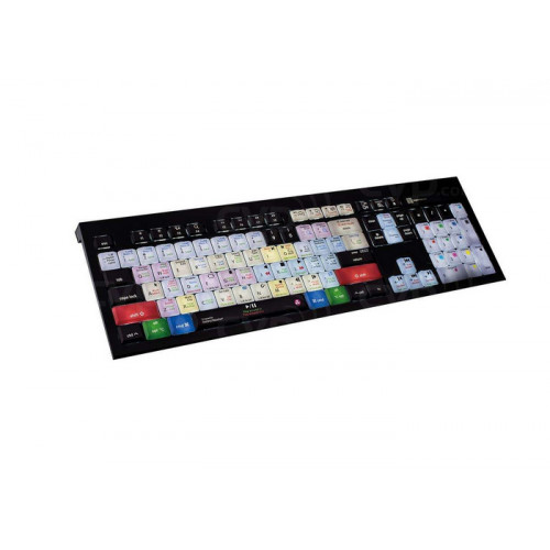 LogicKeyboard BMD Davinci Resolve Astra BL Mac