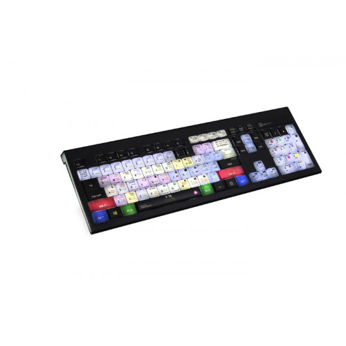 LogicKeyboard BMD Davinci Resolve 12 Astra BL PC/Slim