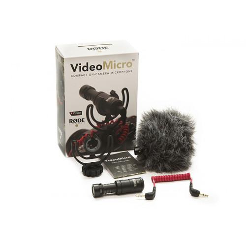 Rode VideoMicro - Mikrofon do kamery