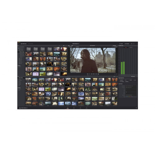 Blackmagic Design DaVinci Resolve Studio (kod aktywacyjny)