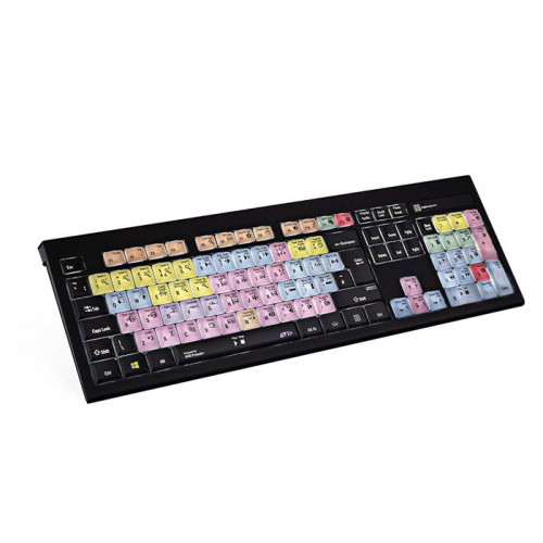 LogicKeyboard Avid Pro Tools Astra BL engl. (PC/Slim)