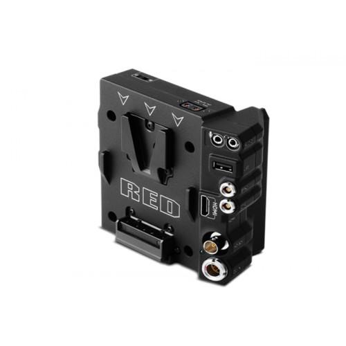RED DSMC2 Base I/O V-Lock Expander (720-0045)