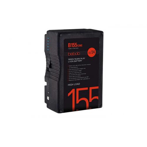 Bebob B155Cine B-Mount Battery 14,4V / 28,8V / 155Wh
