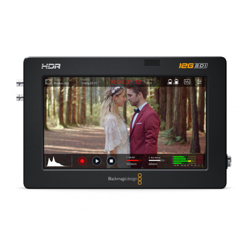 "Blackmagic Design Video Assist 5"" 12G HDR"