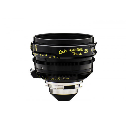Cooke Panchro/i Classic 25mm T2.2 obiektyw