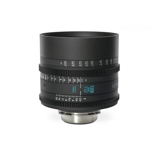 GECKO-CAM Genesis G35 135mm T2.0 PL / metric