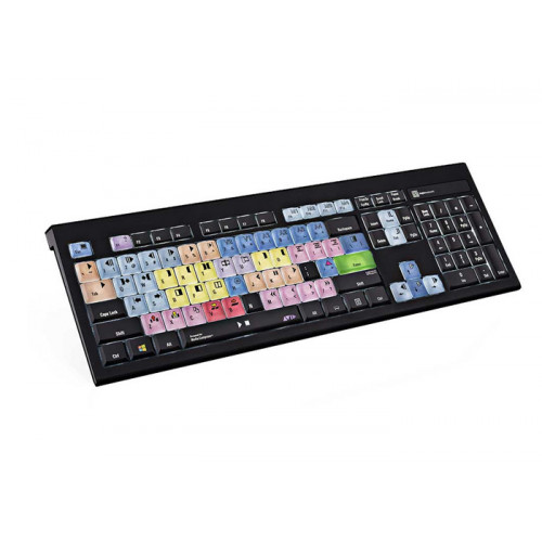 LogicKeyboard Avid Media Composer Astra BL engl. (PC)