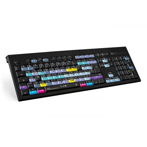 LogicKeyboard BMD Davinci Resolve 15/16 Astra BL UK. (Mac)