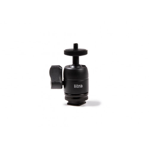 Litra Cold Shoe Ball Mount (T22CSBM)