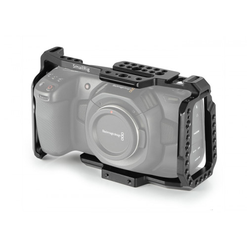 SmallRig (2203) Cage for Blackmagic Design Pocket Cinema Camera 4K / 6K
