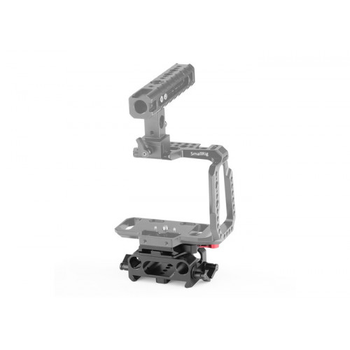 SmallRig (2266) Baseplate for BMPCC 4K (Manfrotto 501PL Compatible)