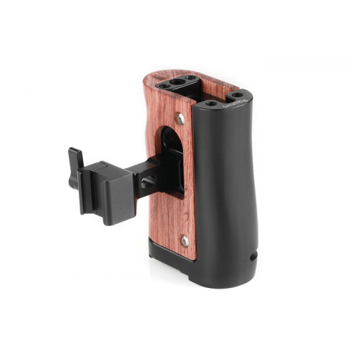 SmallRig (2270) NATO Handle for BMPCC 4K and Samsung T5 SSD