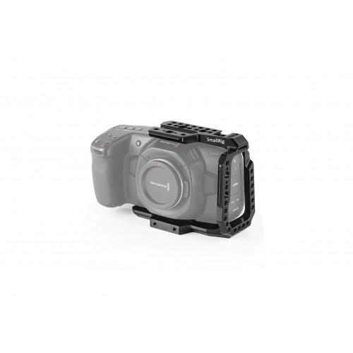 SmallRig (CVB2254) Half Cage for Blackmagic Design Pocket Cinema Camera 4K & 6K (Old Version)