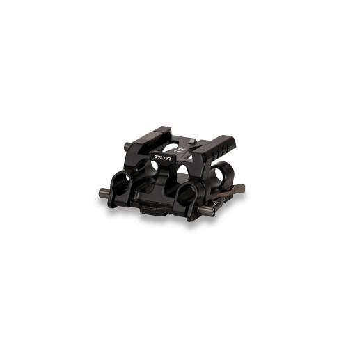 Tilta (TA-T08-BSP-B) 15mm LWS Baseplate for RED KOMODO - Black