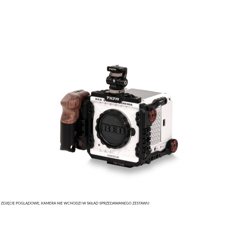 Tilta (TA-T08-A-B) Camera Cage for RED KOMODO - Kit A - Black