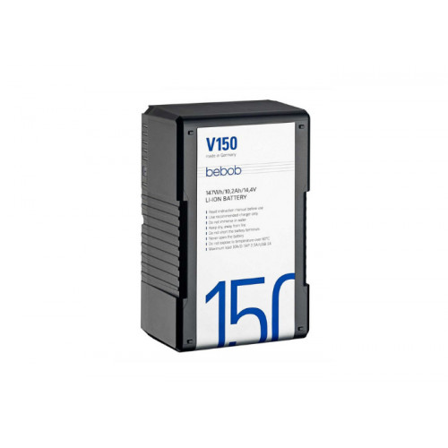 Bebob V-Mount battery V150 14.4V / 10,2Ah